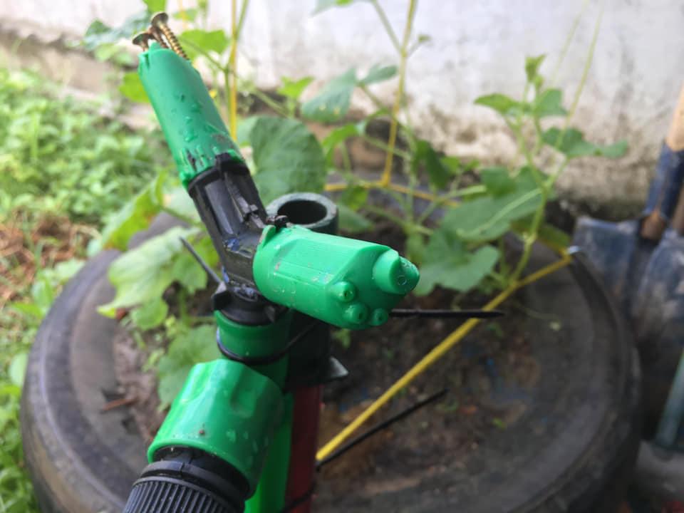 DIY Membuat Penyiram Automatik Tanaman Dengan Mudah 5