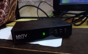 Cara Pasang Dekoder MYTV Di Monitor Komputer