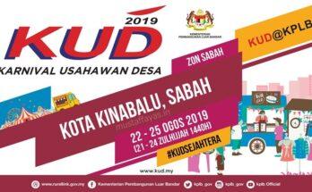 Karnival Usahawan Desa (KUD) Peringkat Negeri Sabah Tahun 2019