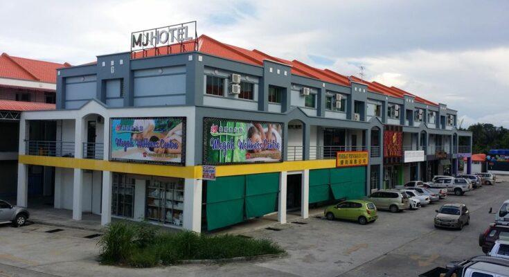 Bangunan MJ Hotel