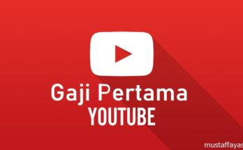 Gaji Pertama Youtuber Google Adsense 2